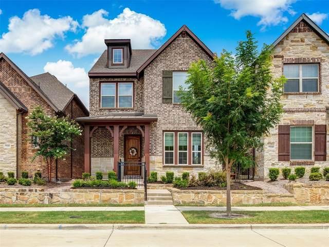 7224 Caladium Drive, Mckinney, TX 75070 (MLS #14635054) :: Russell Realty Group