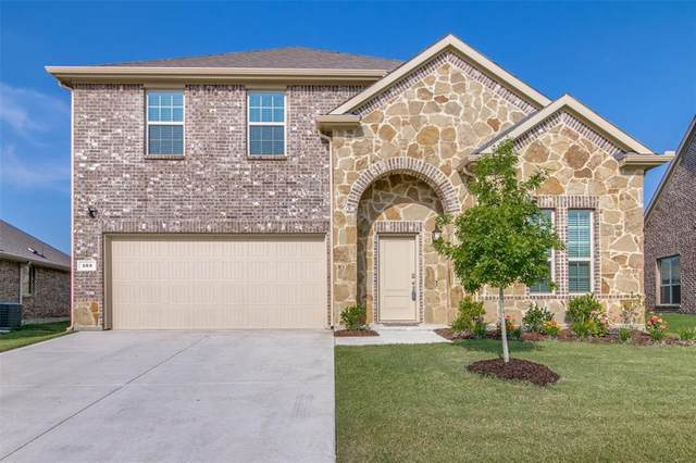133 Gentle Circle Way, Royse City, TX 75189 (MLS #14635061) :: All Cities USA Realty