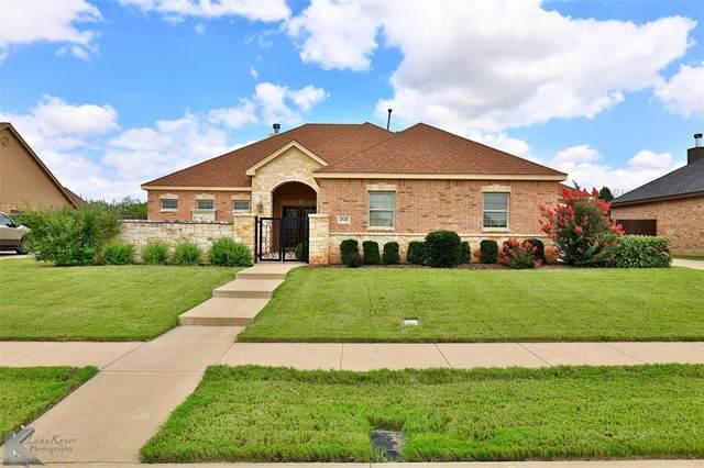 4549 Coyote Run, Abilene, TX 79602 (MLS #14635088) :: Real Estate By Design