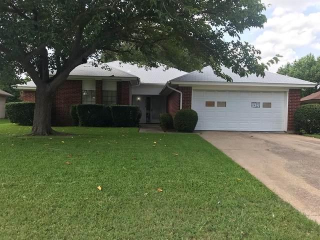 2510 Mckensie Lane, Grand Prairie, TX 75052 (MLS #14635120) :: Wood Real Estate Group