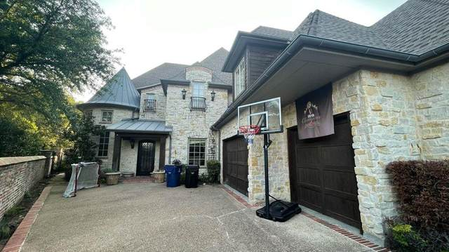 2619 Montreaux Drive, Frisco, TX 75034 (MLS #14635121) :: The Property Guys