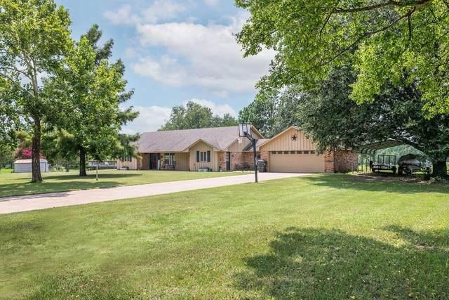 209 County Road 4215, Winnsboro, TX 75494 (MLS #14635150) :: Real Estate By Design