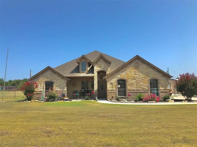 105 Montecristo Drive, Weatherford, TX 76085 (MLS #14635154) :: ACR- ANN CARR REALTORS®