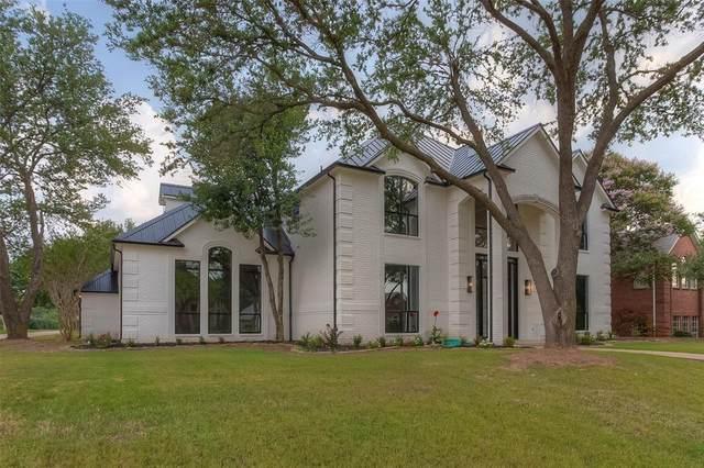 6501 Shoal Creek Road, Fort Worth, TX 76132 (MLS #14635155) :: Wood Real Estate Group