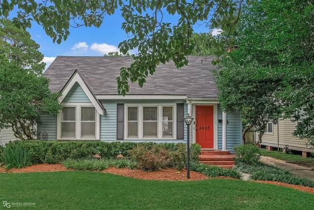 3427 Johnette Street, Shreveport, LA 71105 (MLS #14635159) :: Frankie Arthur Real Estate