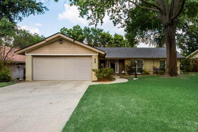 1001 Green River Trail, Fort Worth, TX 76103 (MLS #14635162) :: Potts Realty Group