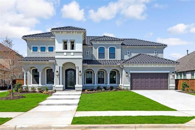 1620 Cottonwood Trail, Prosper, TX 75078 (MLS #14635165) :: Wood Real Estate Group