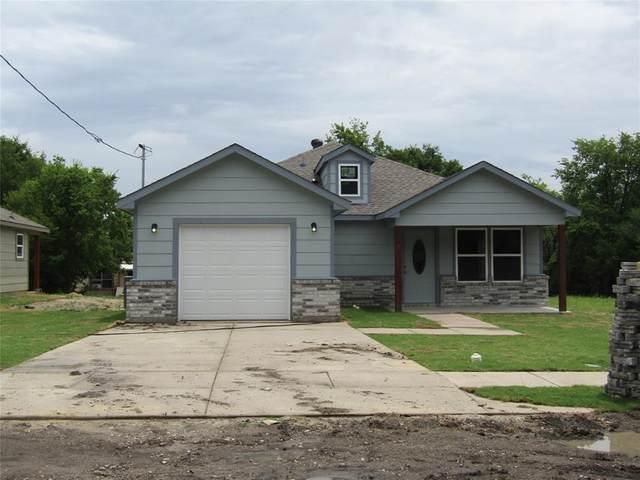 1205 Rosemary Street, Greenville, TX 75401 (MLS #14635174) :: Real Estate By Design