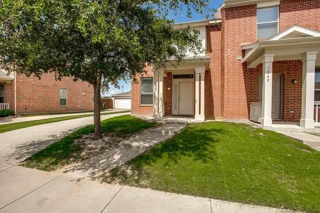 1241 Ballymote Lane, Plano, TX 75074 (MLS #14635199) :: Real Estate By Design