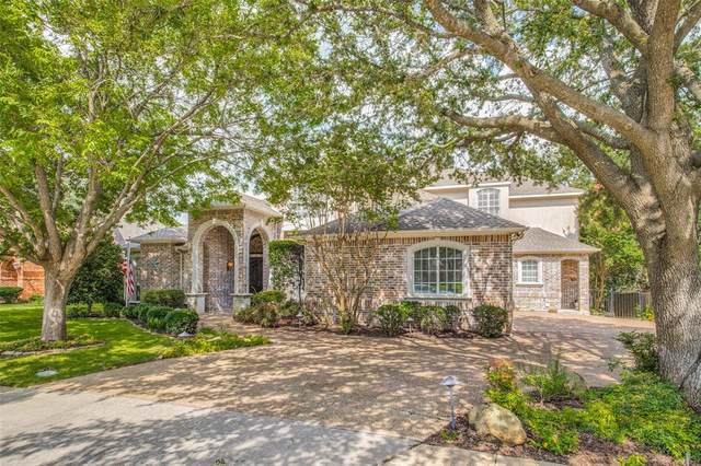 815 Creekline Way, Mckinney, TX 75072 (MLS #14635215) :: Real Estate By Design