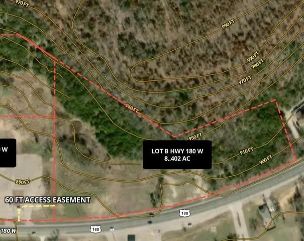 LOT B W Us Hwy 180 Highway, Mineral Wells, TX 76067 (MLS #14635236) :: Craig Properties Group