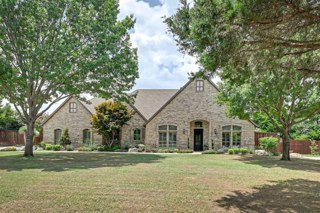 2221 Woodlands Circle, Midlothian, TX 76065 (MLS #14635238) :: Frankie Arthur Real Estate