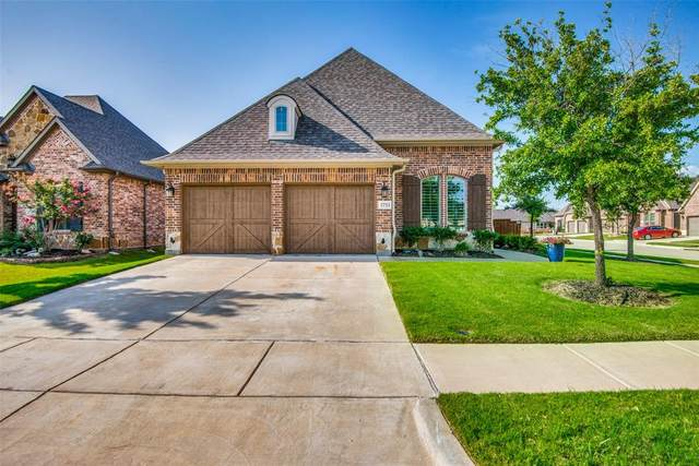 2753 Cromwell, The Colony, TX 75056 (MLS #14635239) :: Lisa Birdsong Group   Compass
