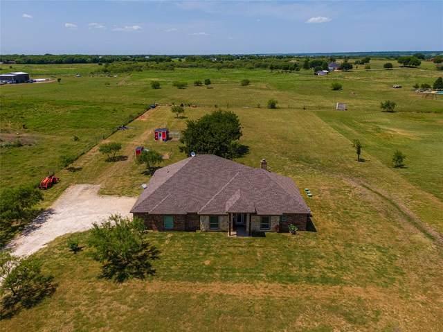 251 Butler Road, Maypearl, TX 76064 (MLS #14635240) :: Real Estate By Design