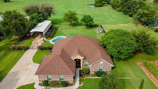 706 Tolar Cemetery Road, Tolar, TX 76476 (MLS #14635245) :: Real Estate By Design