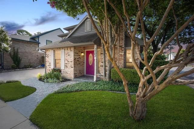 3502 San Jacinto Street, Dallas, TX 75204 (MLS #14635250) :: Real Estate By Design
