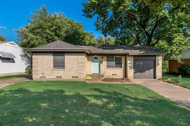 1334 Belmont Street, Mesquite, TX 75149 (MLS #14635262) :: EXIT Realty Elite