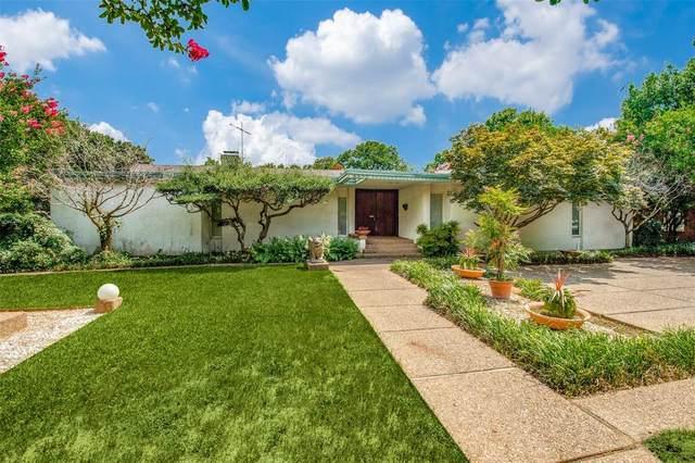 5972 Meletio Lane, Dallas, TX 75230 (MLS #14635291) :: Real Estate By Design