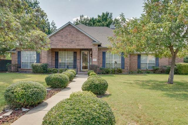 297 Brookwood Forest Drive, Sunnyvale, TX 75182 (MLS #14635314) :: Real Estate By Design