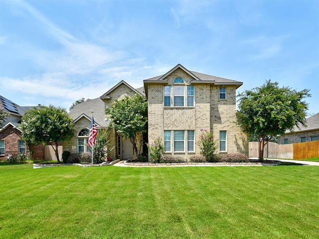 1049 Estates Drive, Kennedale, TX 76060 (MLS #14635318) :: Real Estate By Design
