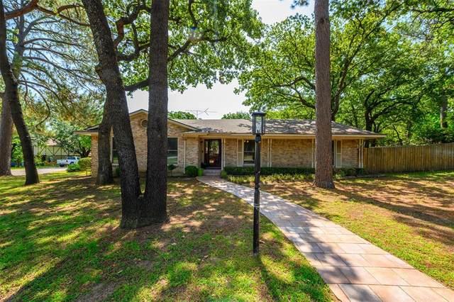 1801 Woodbrook Street, Denton, TX 76205 (MLS #14635320) :: Front Real Estate Co.