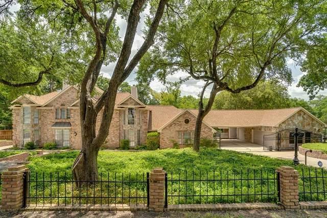 924 Red Oak Creek Drive, Ovilla, TX 75154 (MLS #14635326) :: All Cities USA Realty