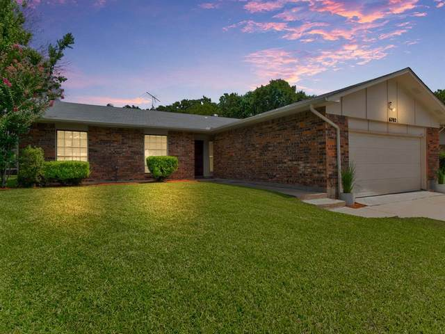 6702 High Country Trail, Arlington, TX 76016 (MLS #14635327) :: EXIT Realty Elite