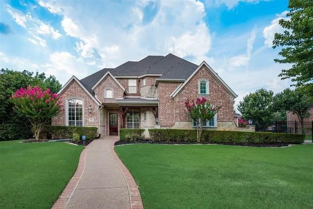 300 Foxborough Lane, Southlake, TX 76092 (MLS #14635332) :: The Mitchell Group
