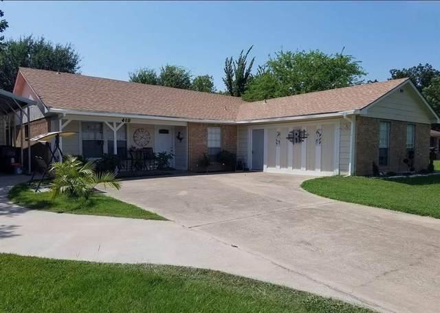 408 Chumney Drive, Teague, TX 75860 (MLS #14635338) :: The Mauelshagen Group