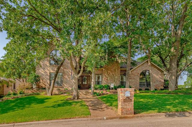 9 Woodlands Court, Trophy Club, TX 76262 (MLS #14635340) :: Real Estate By Design