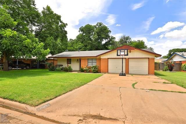 1702 Glendale Drive, Abilene, TX 79603 (MLS #14635347) :: The Mitchell Group