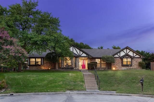1102 Teakwood Court, Rockwall, TX 75087 (MLS #14635348) :: Real Estate By Design