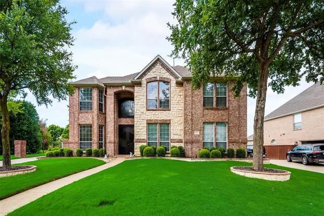 1412 Douglas Avenue, Colleyville, TX 76034 (MLS #14635354) :: Real Estate By Design