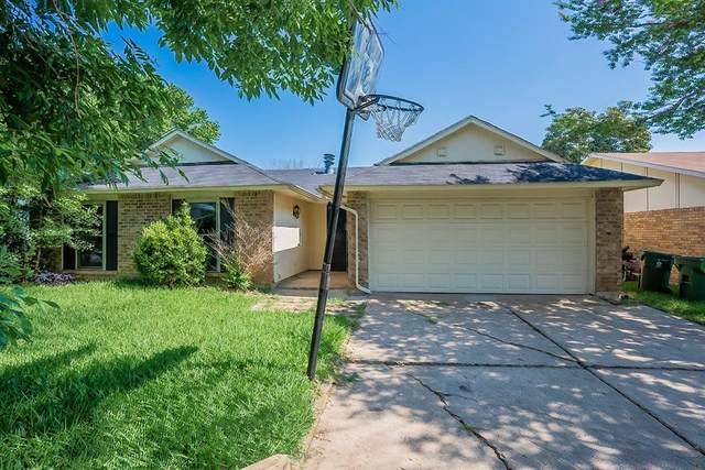 2217 Pennington Drive, Arlington, TX 76014 (MLS #14635362) :: Real Estate By Design