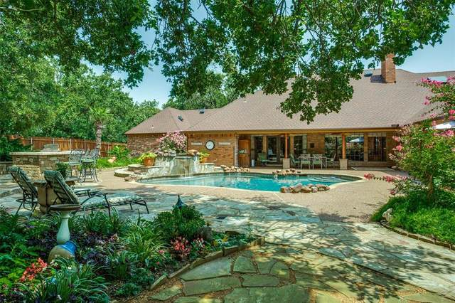 380 Canyon Oaks Drive, Argyle, TX 76226 (MLS #14635384) :: The Rhodes Team