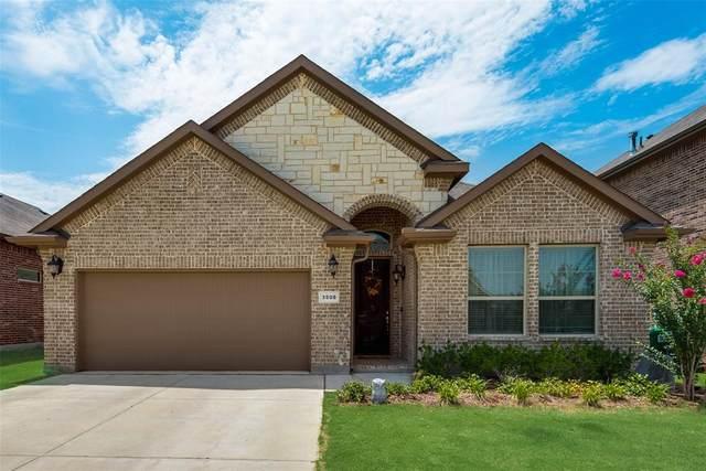 3508 Masthead Drive, Denton, TX 76210 (MLS #14635385) :: Front Real Estate Co.