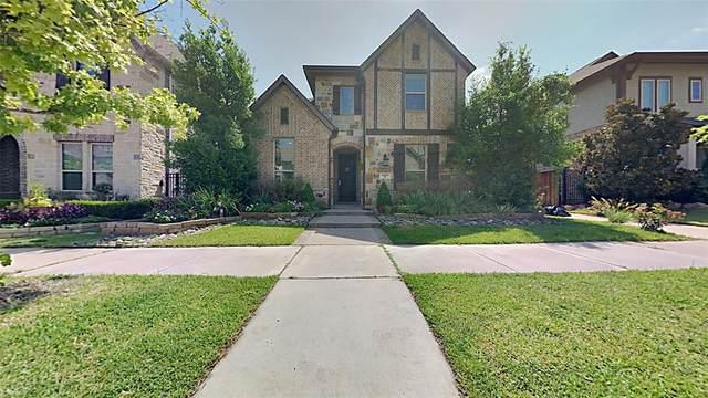 3921 Canton Jade Way, Arlington, TX 76005 (MLS #14635387) :: EXIT Realty Elite