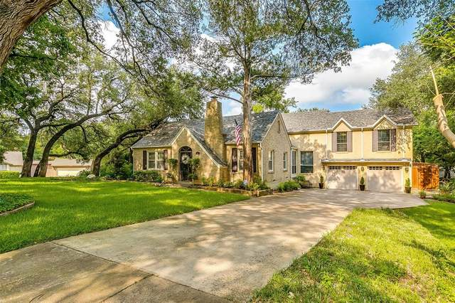 1301 Bluebonnet Drive, Fort Worth, TX 76111 (MLS #14635390) :: The Chad Smith Team