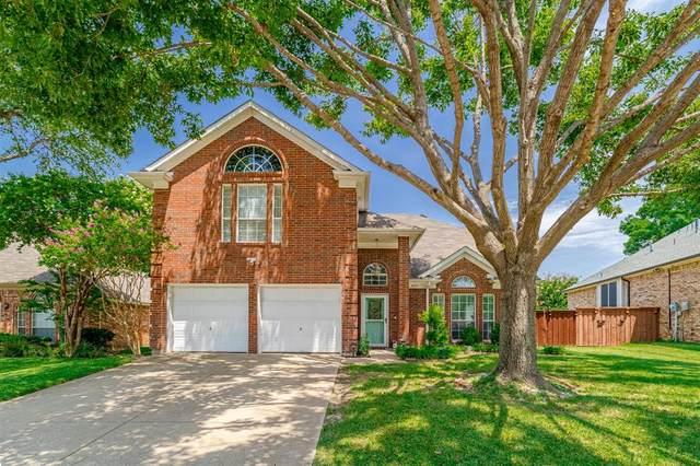 805 Wynnpage Lane, Plano, TX 75075 (MLS #14635417) :: Team Tiller