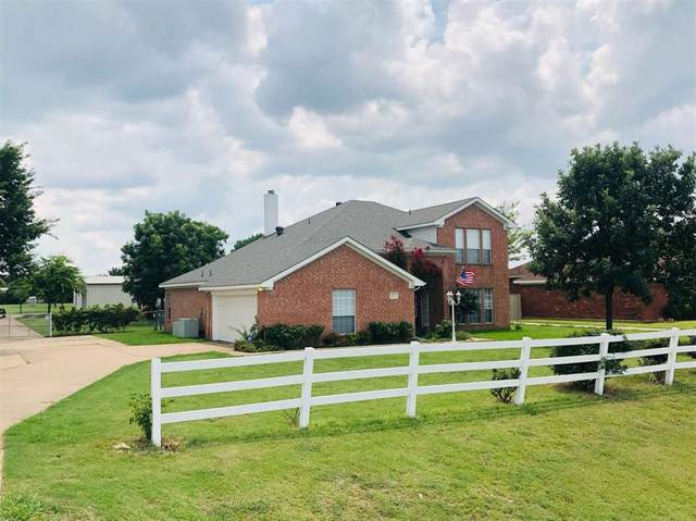 3137 N Crowley Cleburne Road, Crowley, TX 76036 (MLS #14635424) :: Front Real Estate Co.