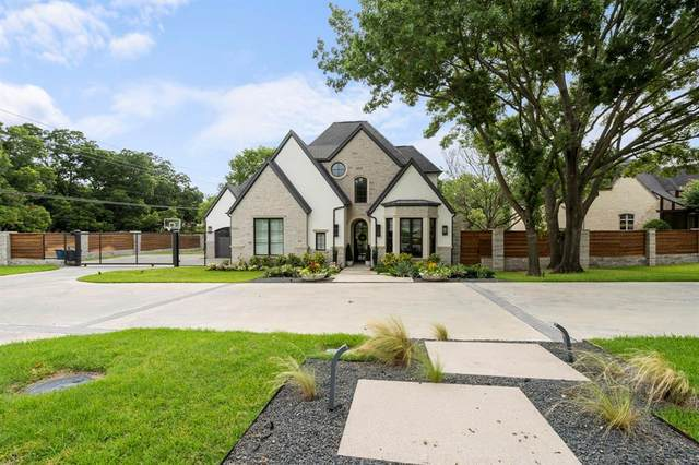 500 Rocky Branch Lane, Coppell, TX 75019 (MLS #14635435) :: The Hornburg Real Estate Group
