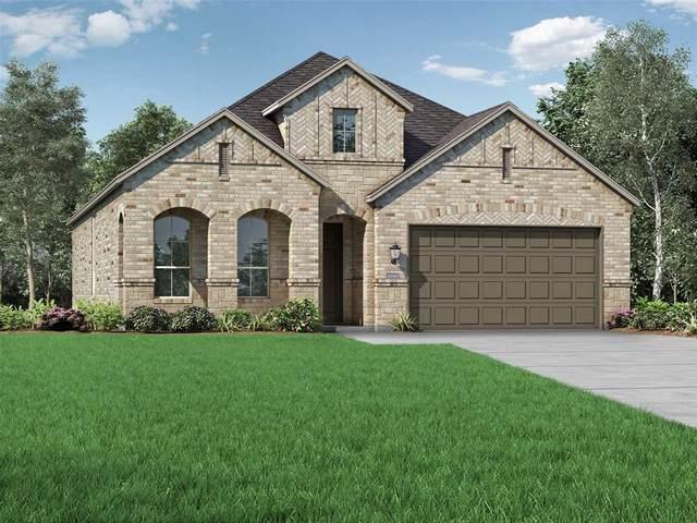1917 Barnhill Lane, Van Alstyne, TX 75495 (MLS #14635447) :: Real Estate By Design