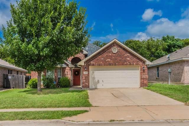2720 Wakecrest Drive, Fort Worth, TX 76108 (MLS #14635451) :: Maegan Brest   Keller Williams Realty