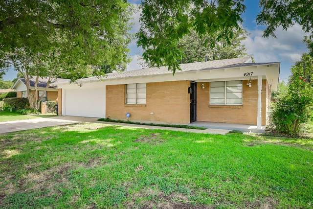 4917 Cole Street, Fort Worth, TX 76115 (MLS #14635457) :: Real Estate By Design