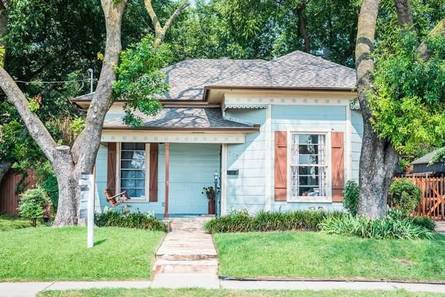 210 S Carroll Boulevard, Denton, TX 76201 (MLS #14635464) :: The Mauelshagen Group