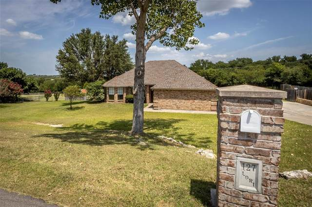 127 Lori Drive, Willow Park, TX 76087 (MLS #14635472) :: Wood Real Estate Group