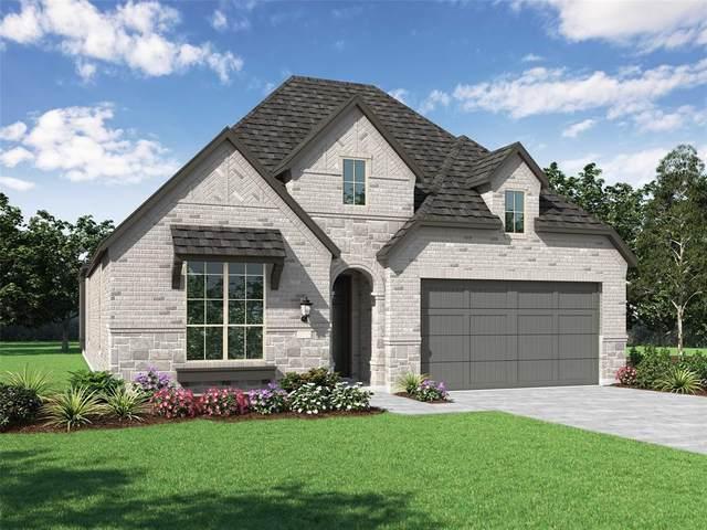 1913 Barnhill Lane, Van Alstyne, TX 75495 (MLS #14635488) :: Real Estate By Design