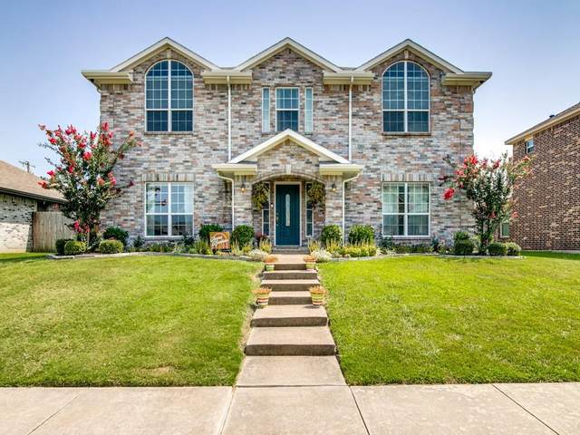 8314 Luna Drive, Rowlett, TX 75088 (MLS #14635493) :: Real Estate By Design