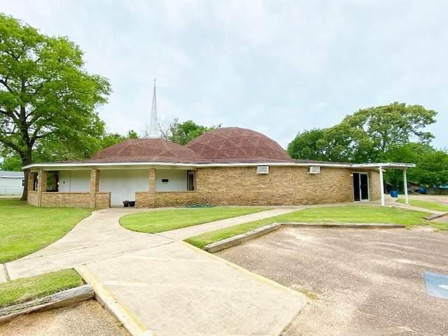 600 Williams Avenue, Mount Pleasant, TX 75455 (MLS #14635503) :: The Kimberly Davis Group