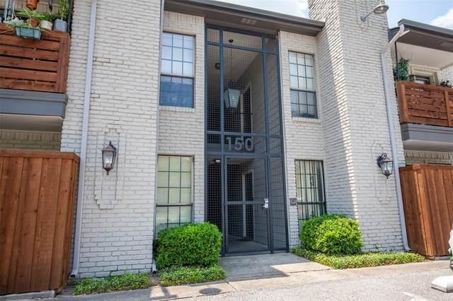 1503 Garrett Avenue #111, Dallas, TX 75206 (MLS #14635504) :: Real Estate By Design